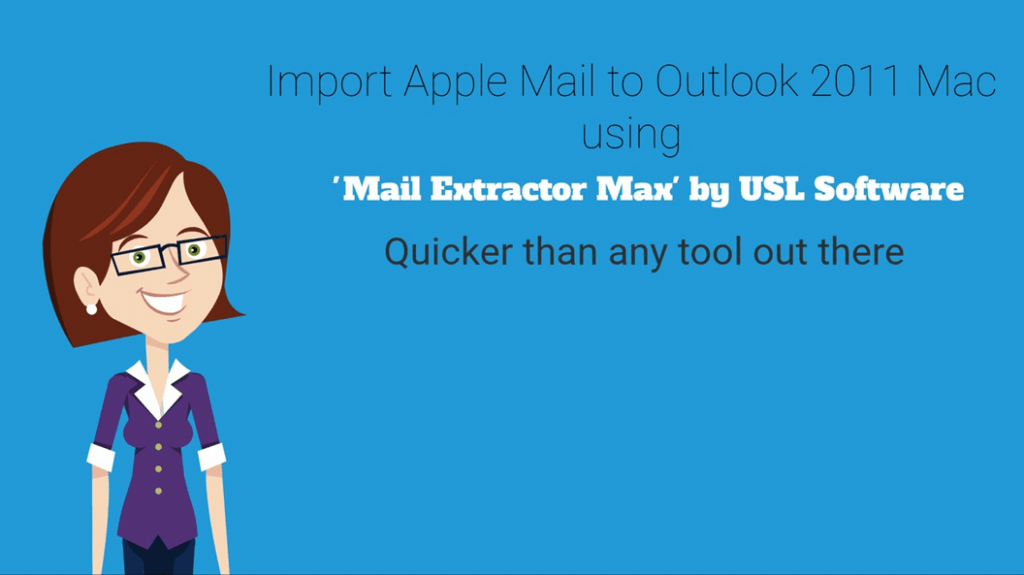 import apple mail to outlook 2011