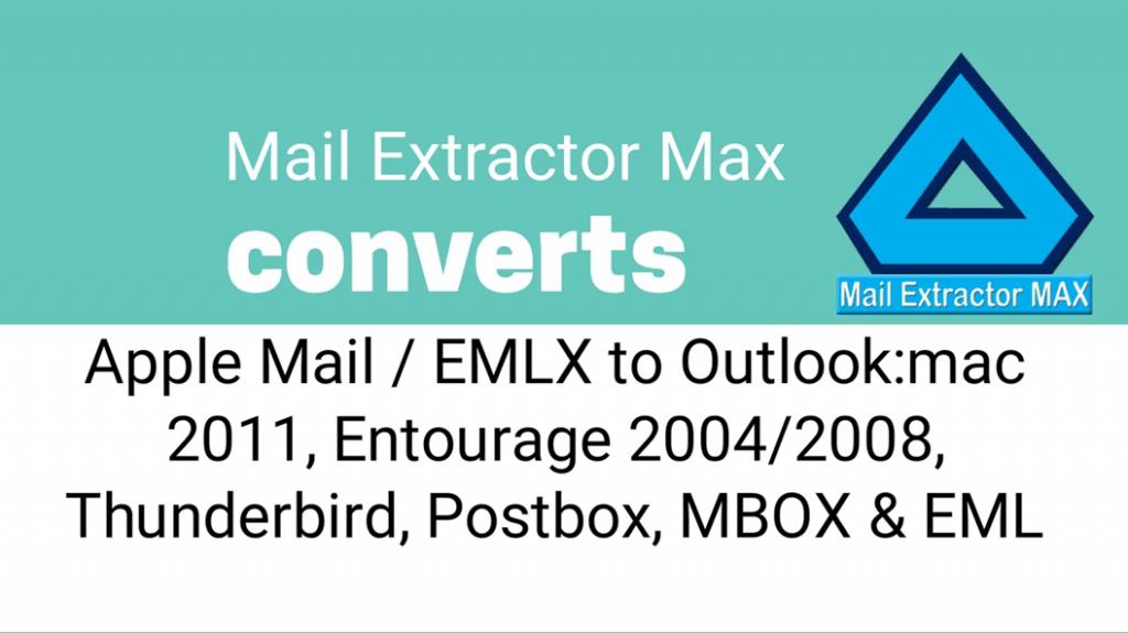 convert emlx to thunderbird