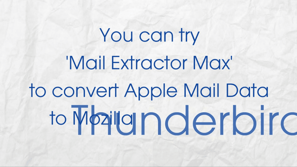 how to convert mac mail to eml