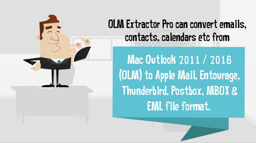 convert outlook olm to mac mail