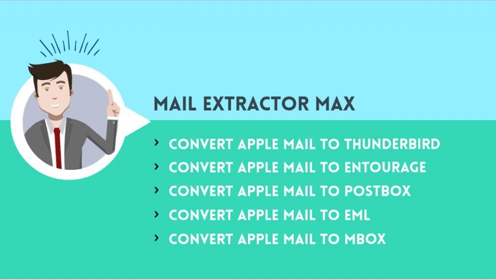 convert apple mail
